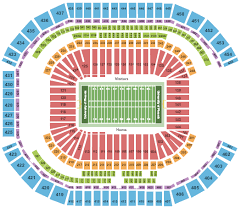 Arizona Stadium Seating Chart Arizona Cardinals Seating Chart Map Seatgeek C4bb767bbd5