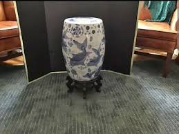 rare chinese blue and white porcelain