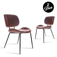 Hkliving Dining Chair Samt Stuhl 2er Set Günstig Kaufen