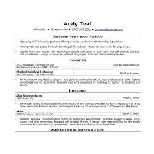 Resume Examples. Best Word Template Resume Free: Tergeting Word