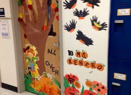 classroom door decorations for fall. Wonderful For Classroom Door Decoration For Fall Halloween Pinterest With Decorations N