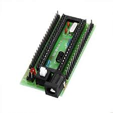 <b>3pcs 51 Microcontroller</b> Small System Board STC: Amazon.in ...