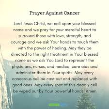 Prayer Quotes For Strength Fascinating 48 Powerful Healing Prayers For Cancer Patients NurseBuff