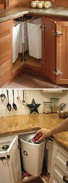 corner kitchen furniture. Image Via: Harlancabinets.com Corner Kitchen Furniture