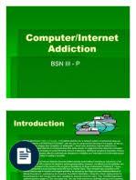 internet addiction essay substance dependence twelve step program internet addiction