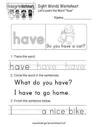 worksheets: Collection Of Preschool Worksheet In Download Them And ...