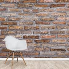 background pattern of old brick wall