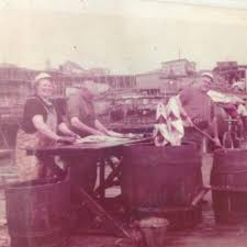Ida Sutton,Tom and Albert Coish 1956... - Vintage Bay de Verde | Facebook