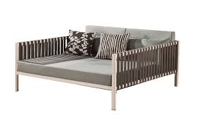 Modern outdoor daybed Nepinetwork Garnet Outdoor Daybed Outdoor Patio Furniture Garnet Modern Outdoor Daybed