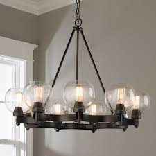 chic lighting fixtures. Rustic Wooden Wrought Iron Chandeliers Shades Of Light Pics With Appealing Chic Lighting Fixtures Stunning
