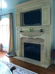 tv on fireplace above fireplace photo 6 of 8 above fireplace stand 6 best above fireplace
