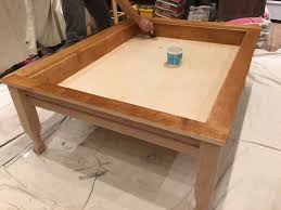 Wooden Game Table Plans Geek Chic Gone Build Your Own Gaming Table GeekDad 82