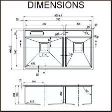 average sink size. Wonderful Average Average Kitchen Sink Size 2318 Single Bowl Stainless Steel  Standard For S