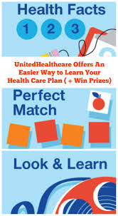 unitedhealthcare offers an easier way to learn your health care plan win prizes
