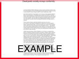 dead poets society essays conformity custom paper academic service dead poets society essays conformity non conformity in dead poets society isabella labianca english 2h