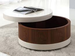 round coffee table with drawers amazing round coffee table with storage in small tables drawers side round coffee table with drawers