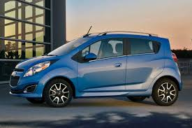2014 Chevrolet Spark ls Market Value - What's My Car Worth
