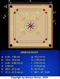 Carrom Board Building An Indian Game Carrom Board
