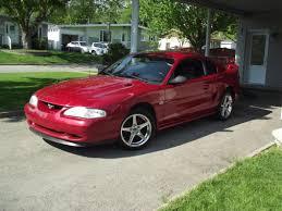 Mustang Saleen Style Chrome Wheel & Sumitomo Tire Kit - 17x9 (94 ...