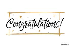 Congratulations Poster Fotografie Obraz Congrats Congratulations Card Posters Cz