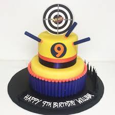 Nerf gun cake 2 tier cake That s My Cake