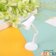 Đèn Led mini để bàn thiết kế xinh xắn, kẹp sách trang trí bàn học Decor - Đèn  bàn
