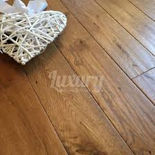 125mm golden brushed and oiled hand sed solid european oak wood flooring 18mm thick