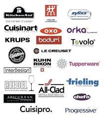 best kitchen appliance brand names