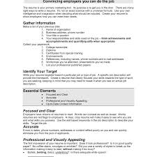 Bad Resume Samples 60 Resume Samples Template Bad Example Cv Examples And sraddme 2