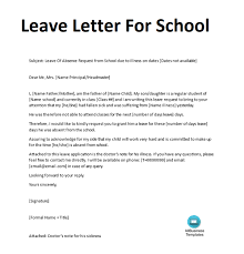 Letter Request For Vacation Leave Wedding How To Write Leave