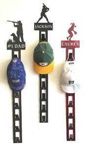 Hat Racks For Baseball Caps