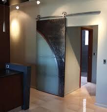 modern glass barn door. Custom Modern Barn Doors - Style Made And Shipped Glass Door A