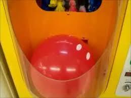 Helium Balloon Vending Machine Best The Vending Machine Of The Balloon YouTube