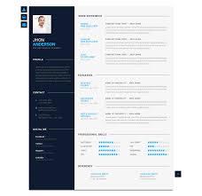 Free Modern Resume Templates 650 630 Free Modern Resume