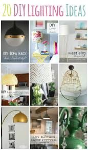 diy kitchen lighting ideas. 20+ DIY Lighting Ideas! Can\u0027t Find The Perfect For Your Space? Have You Thought About Making Own Light Fixture? Check Out These Diy Kitchen Ideas E