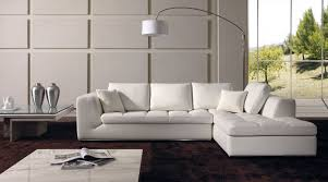 modern leather l shaped sofa design ideas