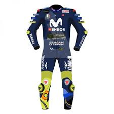 Valentino Rossi 2018 Movistar Yamaha Motogp Suit