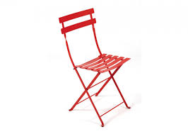 french style folding chairs. above: fermob\u0027s classic french bistro folding chair is available in chili (shown) and eighteen different colors; $198 from horne. style chairs