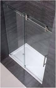home design shower door magnet replacement beautiful 42 best rolling glass shower doors shower door