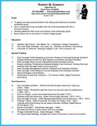 Sales Representative Resume Example Best Outside How To Write A