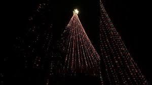 2017 zilker park tree lighting austin tx