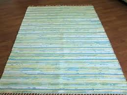aqua green yellow 4 x 6 ft area rug rugs 4a6 davidlynchco area rugs 4x6
