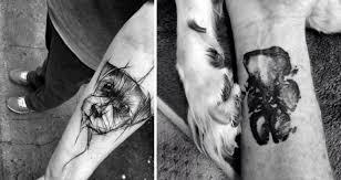 Top 10 Psích Tetování To Je Krásné Evropa 2