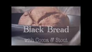 Black Bread Recipe Youtube