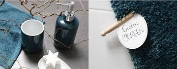 Petrol Im Badezimmer Kela Inspiration