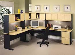 Popular of Computer Office Desk Top Home Decor Ideas with Corner