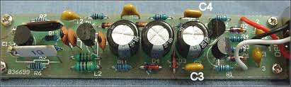 time between the notes project gxl1200 mod i ve acquired the tools and experience needed to er and un er through hole electronic components over the years so changing components wasn t a
