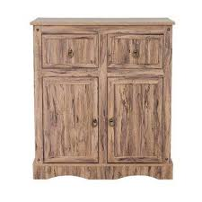Image Shaped Wren Maple Veneer Simplicity Storage Cabinet With 2doors 2drawers The Home Depot Elegant Home Fashions Bookcases Home Office Furniture The Home
