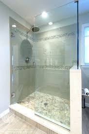 basement shower ideas drain install using mirrors to light a room outdoor water stall with pump