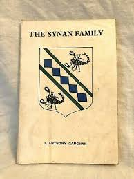 J Anthony Gaughan - The Synan Family - 1st 1972 Kamac Dublin - Rare, Irish  | eBay